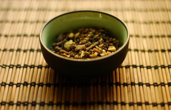 Black Pepper Chai