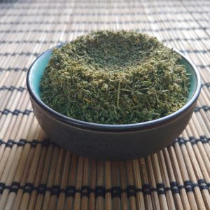 Hemp shredded