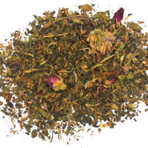 desert sage tea loose leaf online by Hemp Kettle Tea