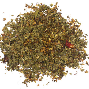 Tulsi tea (AKA Holy basil) loose leaf by Hemp Kettle Tea