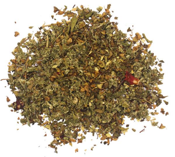 Tulsi tea (AKA Holy basil) loose leaf by Hemp Kettle Tea