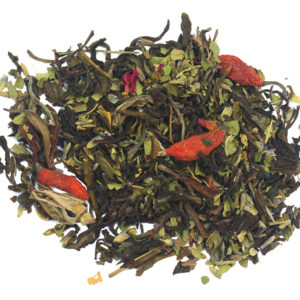 lavender lemon berry white tea blend