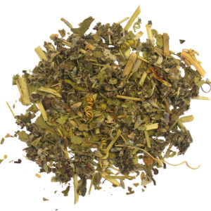 Tea for sleep Night Blend loose leaf by Hemp Kettle Tea