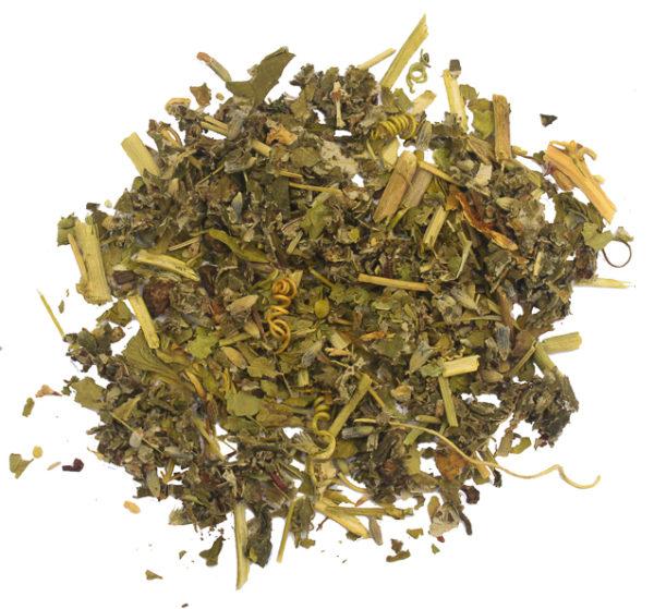 Tea for sleep Night Blend loose leaf by Hemp Kettle Tea