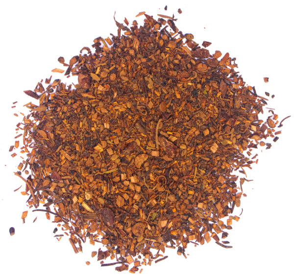 Cocoa tea loose leaf blend - spicy fireside cocoa of Hemp Kettle Tea